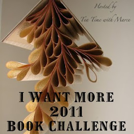 I Want More - 2011 Book Challenge