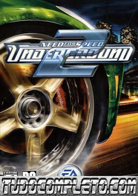 Need For Speed Underground 2 (PC) Rip-Portable
