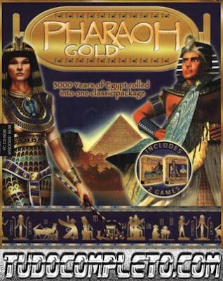 Pharaoh + Cleopatra - Queen Of The Nile (PC) Rip Download