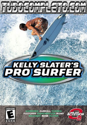 Kelly Slater's Pro Surfer (PC) ISO Download Completo