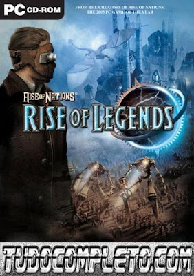 Rise of Legends (PC Full) ISO Download Completo