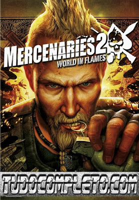 Mercenaries 2 World In Flames (PC) ISO Download Completo
