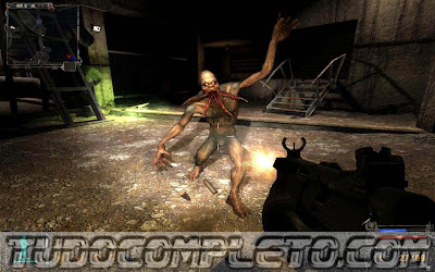 S.T.A.L.K.E.R. Shadow of Chernobyl (PC) ISO Download Completo