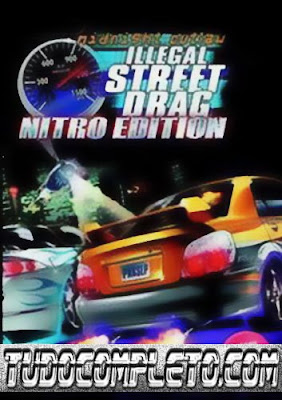 Midnight Outlaw Illegal Street Drag Nitro Edition (PC) Download Completo