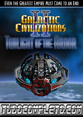 Galactic Civilizations II Twilight of the Arnor