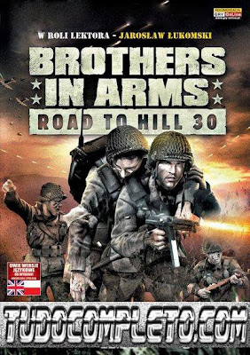 Brothers in Arms: Road to Hill 30 (PC) 600MB Full Super Comprimido