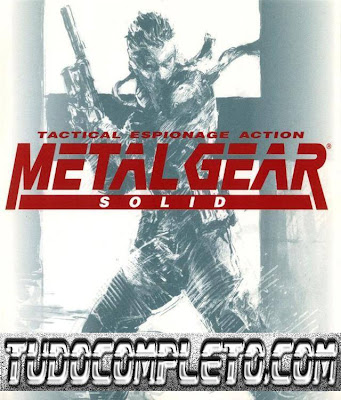 Metal Gear Solid (PC) Portable 60MB Downloa