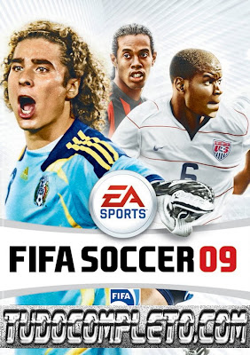 FIFA 09 2009 (PC) 3 Server Full Rip