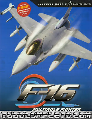 NOVALOGIC: F-16 Multirole Fighter (PC) ISO