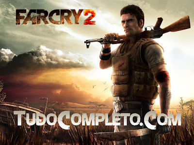Far Cry 2 (PC) ISO FULL Download Completo