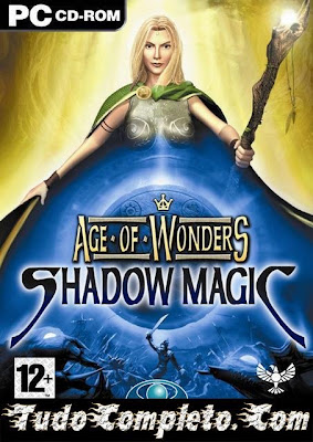 Age of Wonders Shadow Magic (PC) ISO