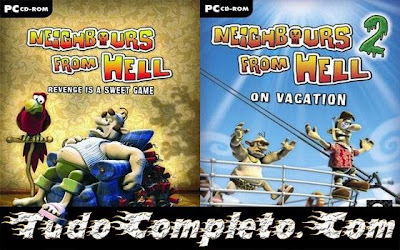 Neighbors From Hell 1 & 2 (PC)