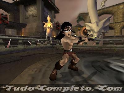 Kaan: Barbarian's Blade (ISO)