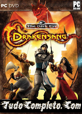 Drakensang The Dark Eye (PC) ISO
