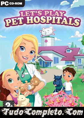Lets Play Pet Hospitals (PC) ISO