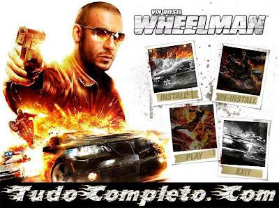 Wheelman (PC) ISO