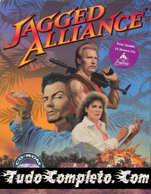 Jagged Alliance (PC) ISO