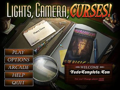 Nancy Drew - Dossier - Lights, Camera, Curses!