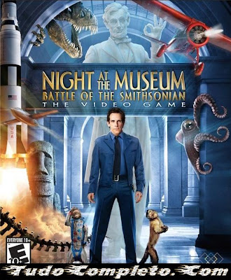 Night at the Museum Battle of the Smithsonian (PC)