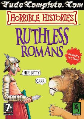 Horrible Histories Ruthless Romans