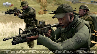 Armed Assault 2 (ArmA II)
