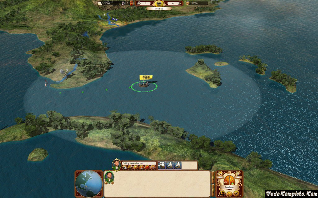 Commander Conquest Of America (PC) ISO Download Completo