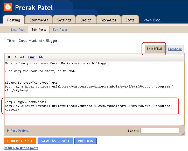 Prerak Patel: September 2010