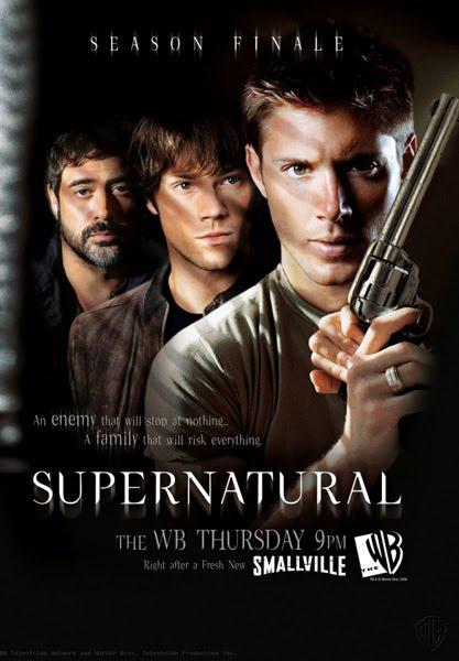 baixar supernatural 2 temporada dublado avi via torrent