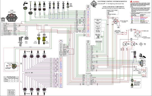 Navistar Vt365 Engine Diagram - Wiring Diagram Verified on