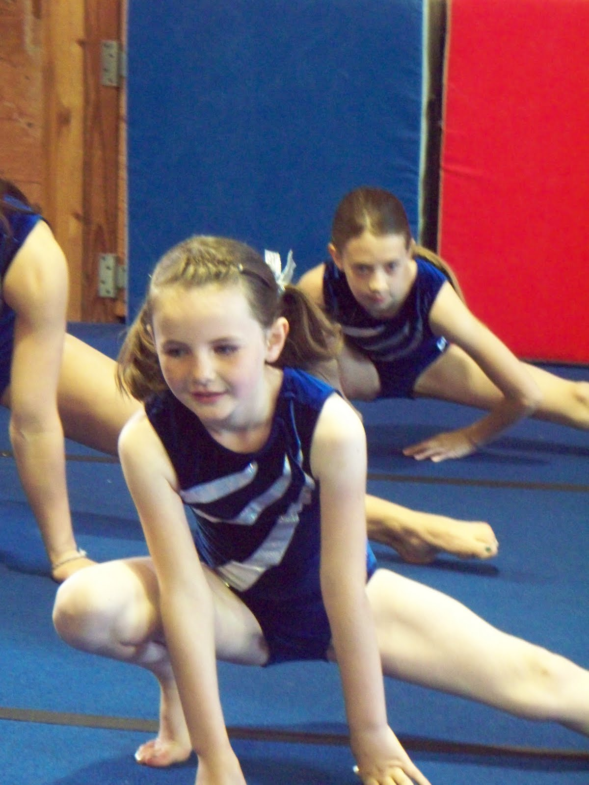 The 4 That We Adore Liberty S Gymnastics Recital