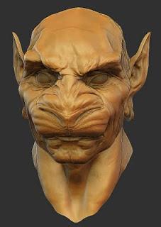 Panthro Zbrush Sculpt | Izzy Medrano