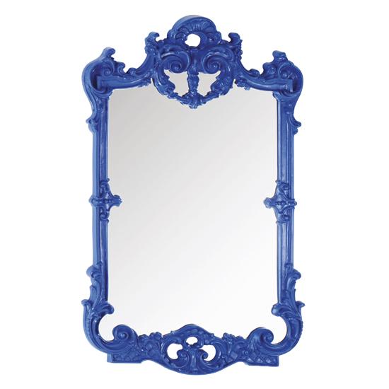 Blue Mirror 16