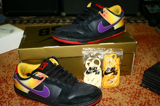 reputable site c06cd bbe30 ... Nike Dunk Low Pro SB - Guns N Roses (Appetite for Destruction) -SOLD ...