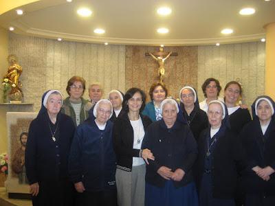 Si buscas encuentras rr concepcionistas misioneras de la ense anza casas de mar a inmaculada - Concepcionistas escorial ...