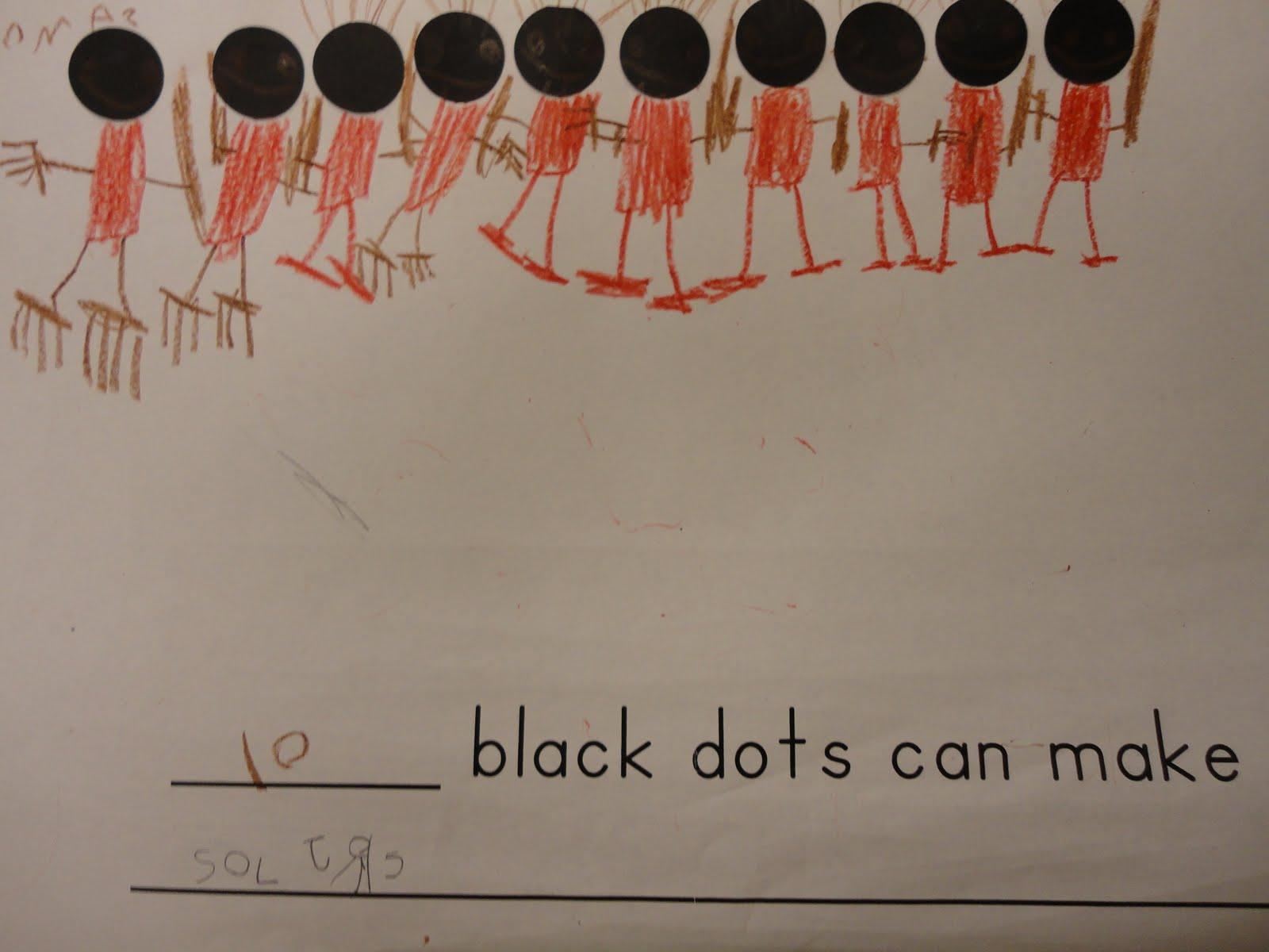 A Place Called Kindergarten 10 Black Dots
