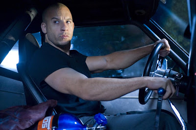 Vin Diesel - FAST AND FURIOUS