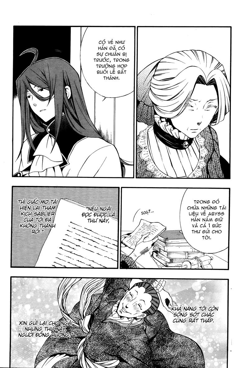 Pandora Hearts chương 060 - retrace: lx egg shell v002 trang 28