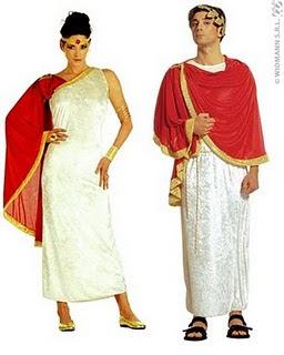 vêtements dans rome antique
