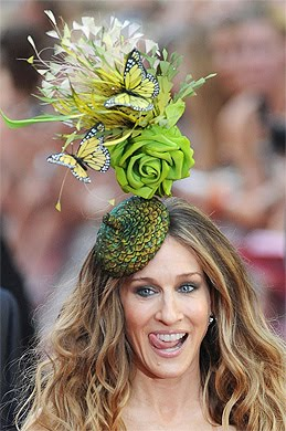 Check out his creation for Sarah Jessica Parker at her Sex and the City 2  Premiere bd02f2d1f94