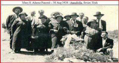 MARY ELIZABETH ADAIR ADAMS : PIONEER MOM | ANNABELLA   a