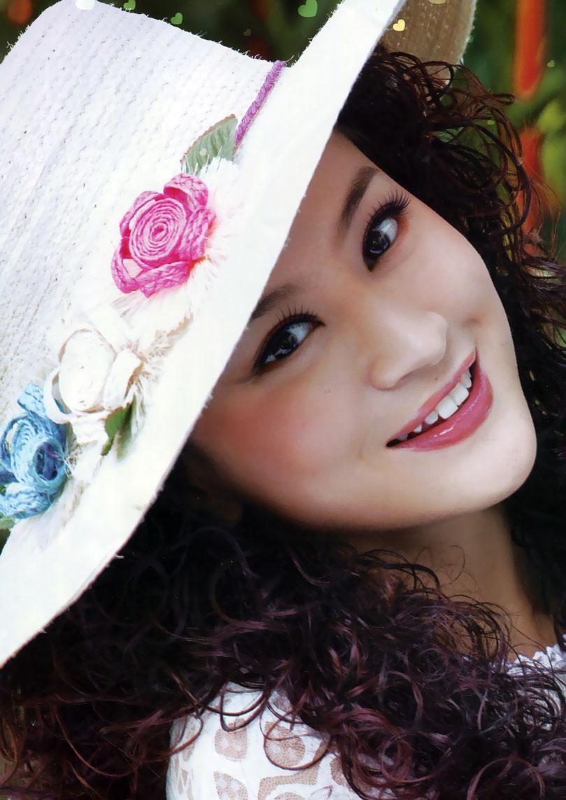 MODEL: Myanmar Popular Model, Wutt Hmone Shwe Yi with
