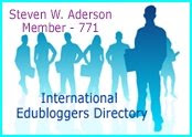 Member-International Edubloggers Directory
