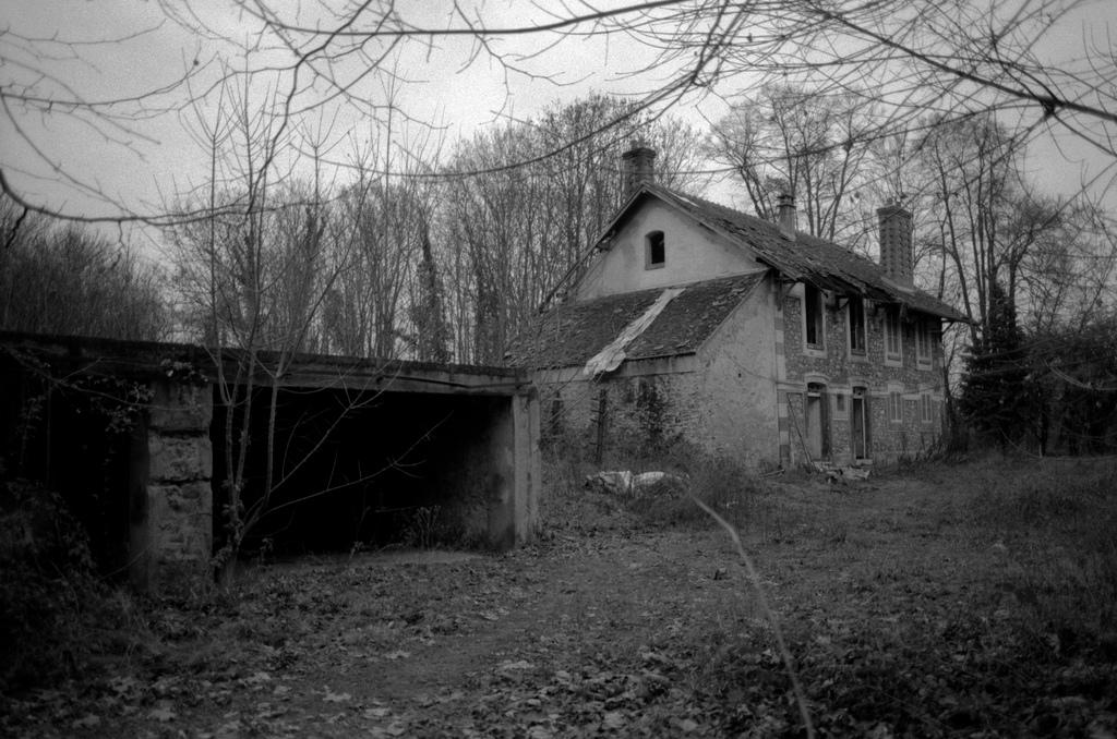Fantasmas y casas embrujadas de chile