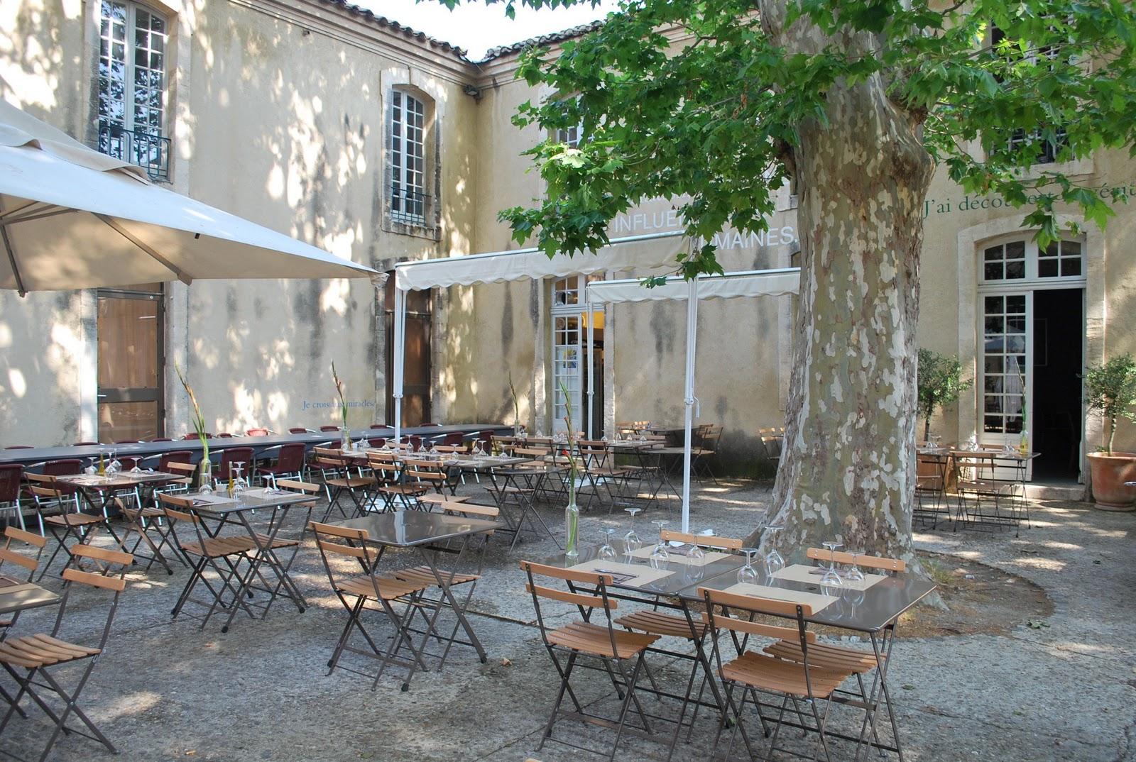 Restaurant Hotel De Caumont Aix Demain