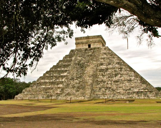 maya chichen itza