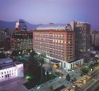 Hotel Ritz-Carlton, Santiago de Chile
