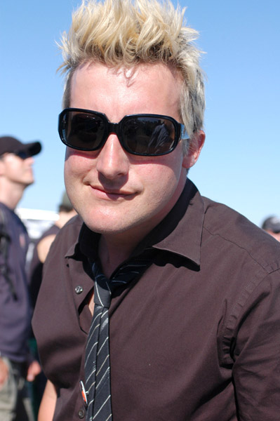Stuck With Me!: Photos: Tre Cool