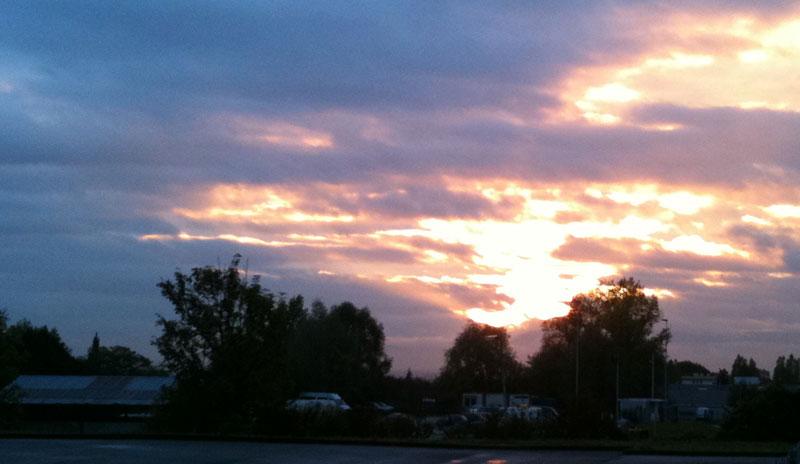Notes p rissables ah l 39 amour - A quelle heure le soleil se couche aujourd hui ...