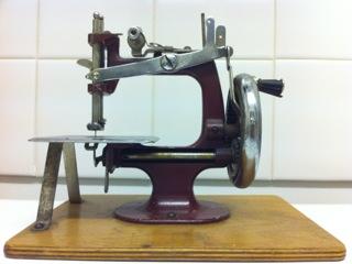 Back to basics #1- buying a sewing machine
