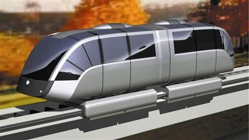 Maglev - Tren de levitación ma...